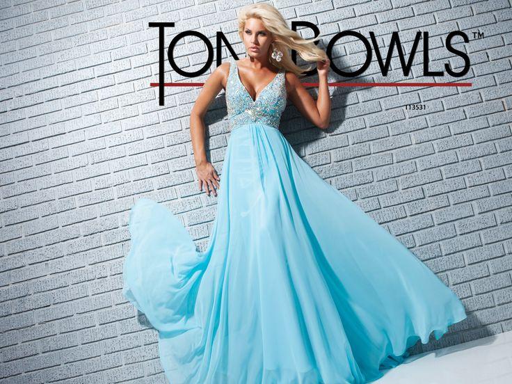 Tony Bowls Le Gala  »  Style No. 113531  »  Tony Bowls Prom available at Binns of Williamsburg
