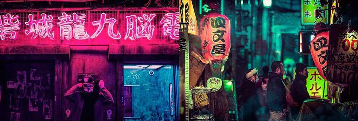 A+fotografia+noturna+de+Liam+Wong+vai+te+dar+vontade+de+viajar+para+Tóquio+agora