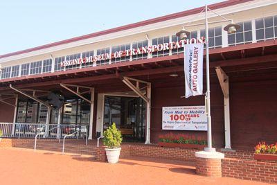 attractions in roanoke virginia | Virginia Museum of Transportation | Downtown Roanoke, VA