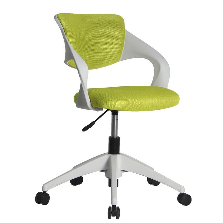 Sparrow Mesh Chair Green | Officeworks