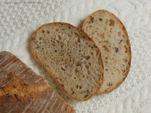 Dobrou chuť: Pětizrnný chléb