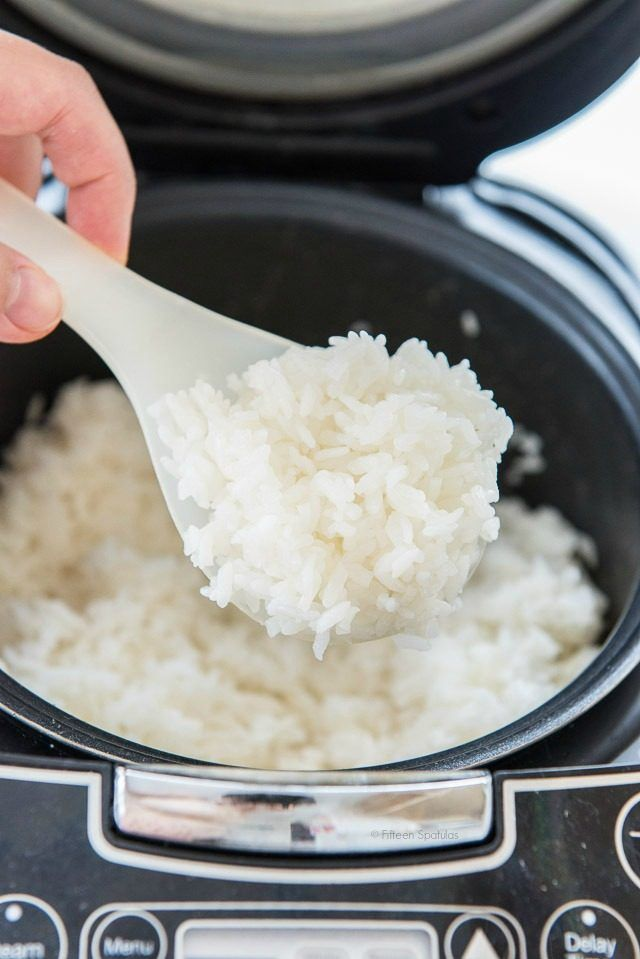 How to Make Sushi Rice in the Rice Cooker