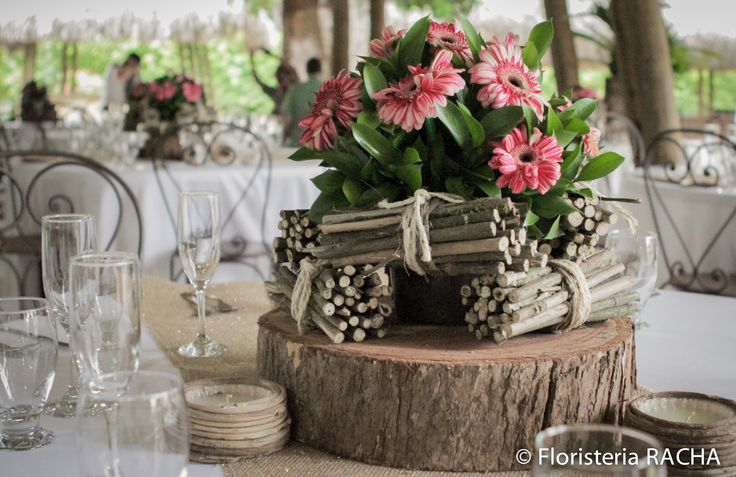 Rustic wedding by RACHA