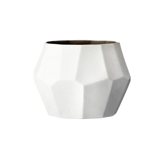 Geometric pots to mix and match