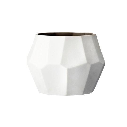 Geometric pots to mix and match