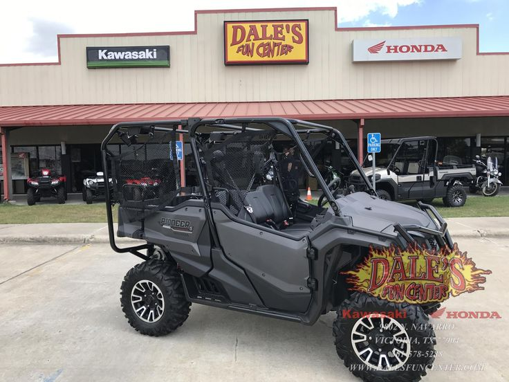2017 Honda Pioneer 1000 5 Limited Edition For Sale In
