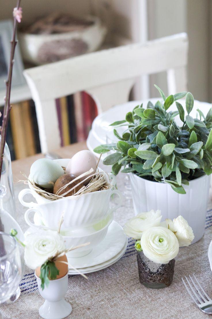 Una tavola per Pasqua: il workshop - Shabby Chic Interiors