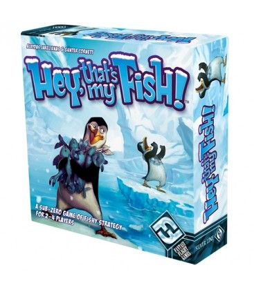 Hey That's My Fish!