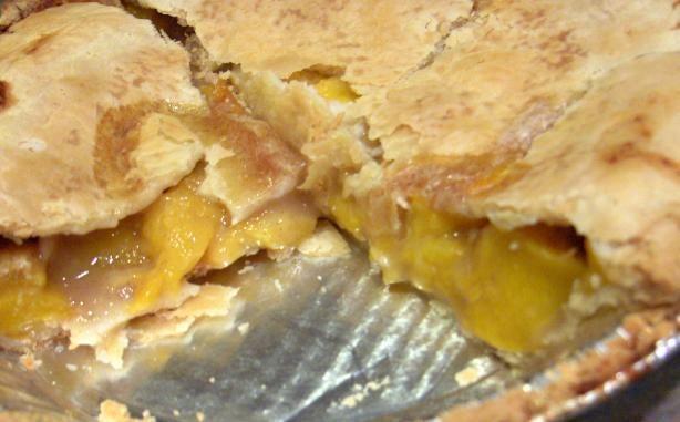 Fresh Peach Pie von Food.com: Von Betty's Pies Lieblingsrezepte. Erbse…   – Dessert pies