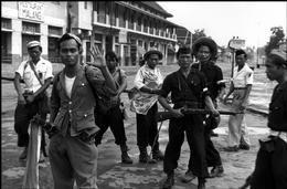 INDONESIA. Java. Solo. 1949. Early evacuation of Dutch.