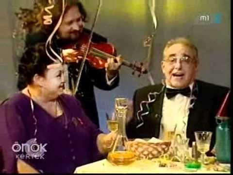 Molnár Piroska - Hollósi Frigyes: Nótacsokor /Szilveszteri mulatós/