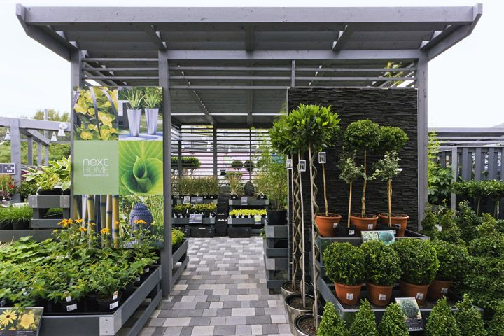 Next Home and Garden by Dalziel and Pow, Shoreham UK store design