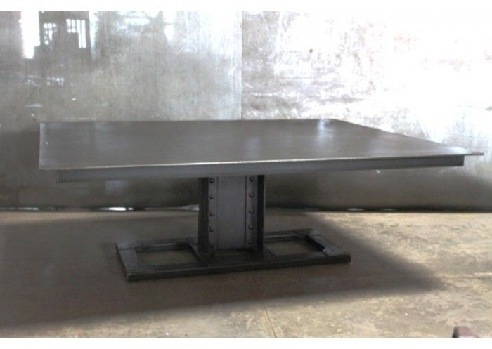 Custom Modern Industrial Vintage Furniture And Lighting By Cleveland Art  And Jason Wein