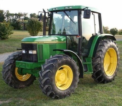 John Deere 6100, 6200, 6300, 6400, 6506, 6600, 6800, 6900 Tractors Diagnosis