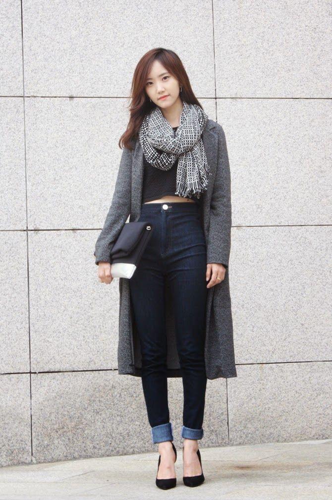 Korean Campus Fashion - Official Korean Fashion