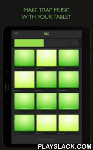 Trap Drum Pads 24  Android App - playslack.com , All new Trap Drum Pads 24! Make beats and music with fresh trap sample packs! Use new pitch effect to make your beats even better! Watch trap tutorials from Drum Pads 24 Crew in the Video and Tutorials section!So do you want to make music like Baauer or Gucci or Yellow Claw or any popular trap producer? Then download Trap Drum Pads 24 right now and show your skills, post video with #drumpads24 hashtag!New FREE sound packs arrive every month…