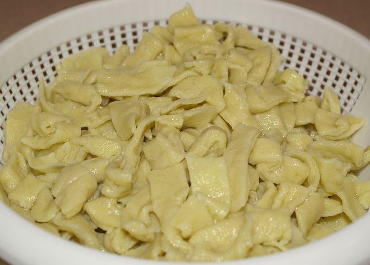 how to make egg noodles from scratch