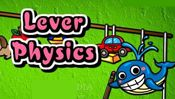 Lever Physics - Be rest assured this is not a clash of titans; its a fine combination of mathematics and physics. In this game, your goal is to balance the lever by putting all of the given objects onto it. At the start of each level, you will be given a lever which has labels to indicate the distances between the marked positions and the pivot of the lever.