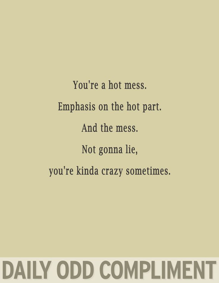 Hot Mess Lyrics