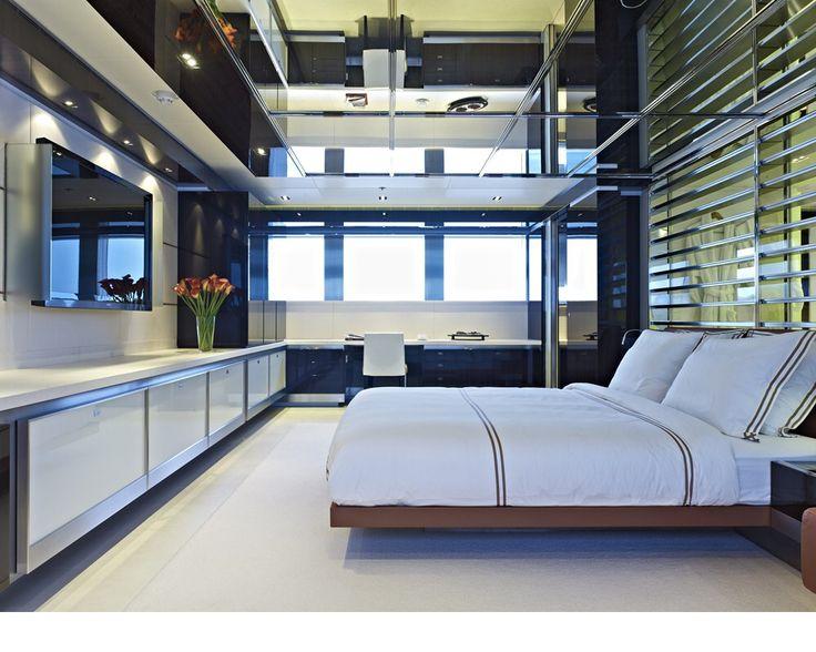 79 best Yacht-Yacht Interior images on Pinterest | Yacht interior ...