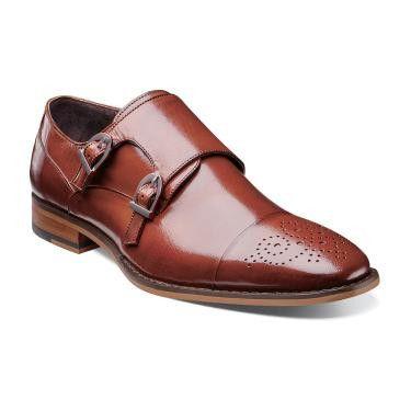 Trevor Monkstrap by Stacy Adams , Shoes - STACYADAMS, Levine Hat Co. - 1