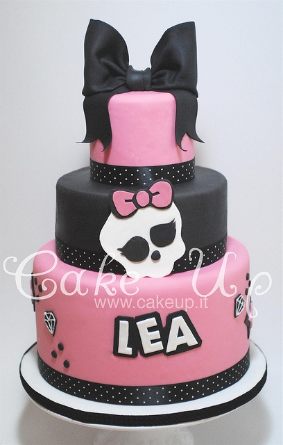 tarta monster high