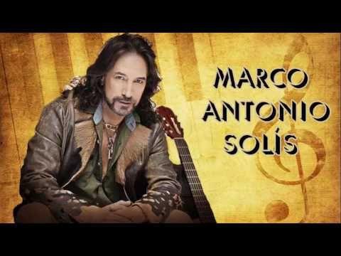 Marco Antonio Solís Sus Mejores Exitos - Marco Antonio Grandes Exitos - Baladas Del Recuerdo - YouTube