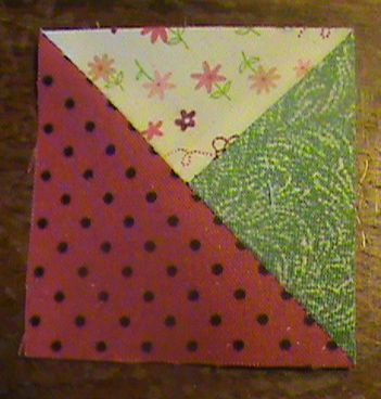 My Boston Block Tutorial This is a shortcut piecing method I developed. It's fun to do and allows you to make some really intricate looking quilt blocks with easy steps