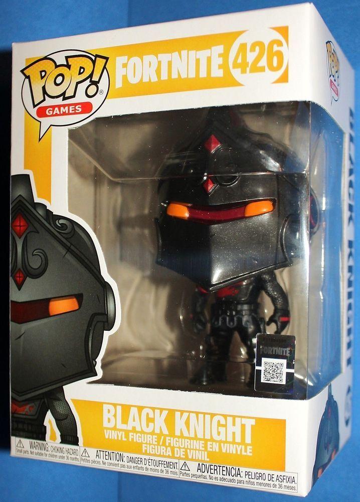 Black Knight 426 Fortnite Epic Games Funko Pop Ready To Ship Free