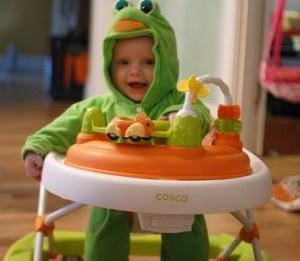 ¿Son buenos los andadores para bebés? | Blog de BabyCenter