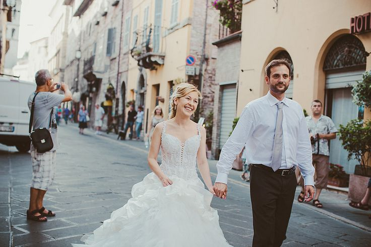 Wedding in Assisi in Umbria, Italy | @inUmbrie