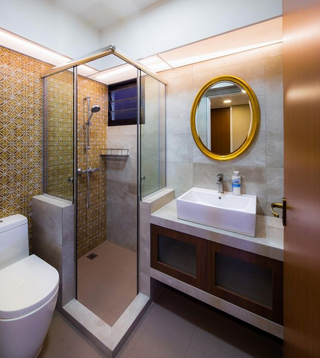 The Latest Thrill In World Of Interiors Is Contemporary Bathroom Design Project By