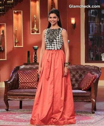 #deepika#padukone#on#kapil#sharma#show | Bollywood fashion ...