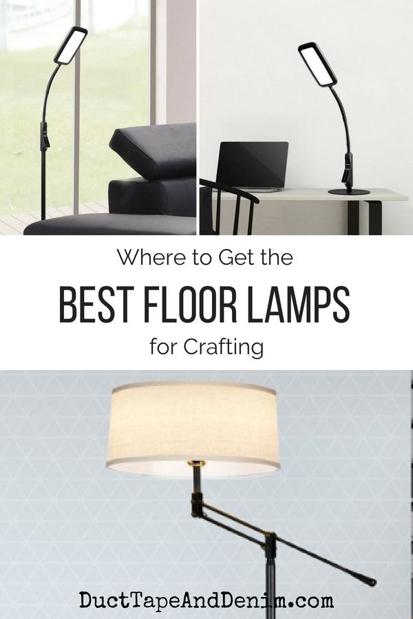 Where To Get The Best Floor Lamps For Crafting Cool Floor Lamps Floor Lamp Lamp