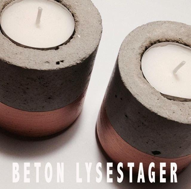 Aestheticsliving: BETON LYSESTAGER