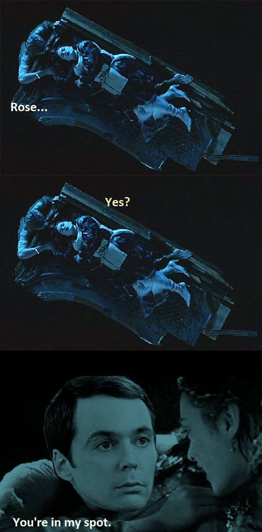 How Titanic Should Have Ended, I just died!