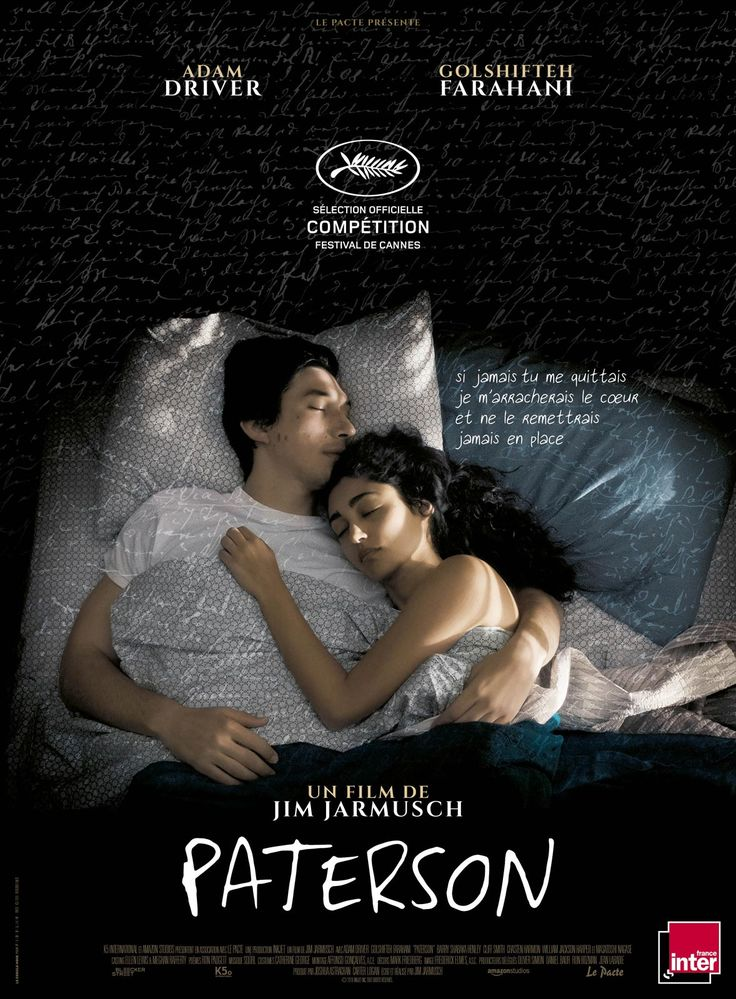 Paterson vit à Paterson, New Jersey, cette ville des poètes, de William Carlos Williams à Allen Ginsberg, aujourd'hui en décrépitude. Chauffeur de bus d'une trentaine d'années, il mène une vie réglée aux côtés de Laura, qui multiplie projets et expér...