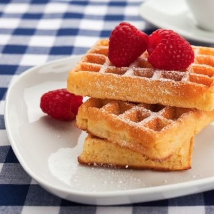 The ultimate waffles recipe, triple tested by our kitchen, that's sure to be a success at any breakfast or brunch with the family. Recipe at Chatelaine.com!