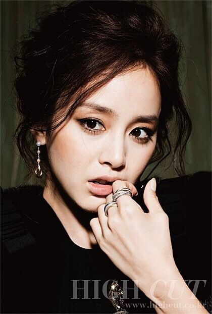 Kim Tae-hee (Hangul: 김태희; born 29 March 1980) is a South Korean actress. She is best known for her roles in Korean dramas such as Stairway to Heaven, Love Story in Harvard, Iris, My Princess, and Jang Ok-jung, Living by Love.
