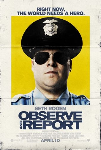 Observe and Report - Rotten Tomatoes