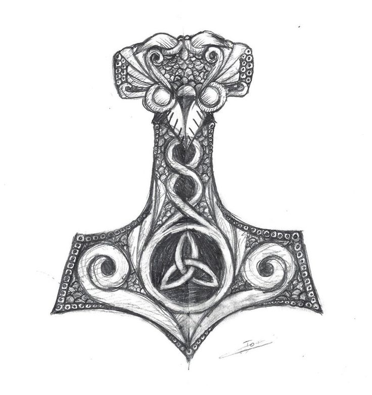 1000 ideas about thor hammer tattoo on pinterest thors for Lampe decoration murale 3d marteau thor