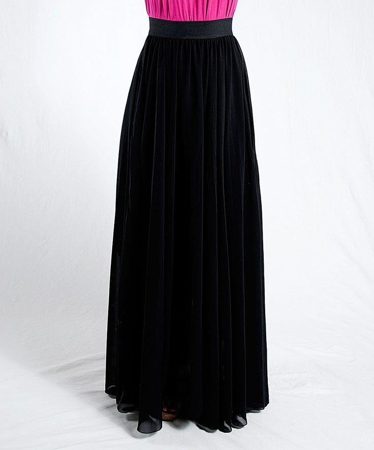 1000  ideas about Chiffon Maxi Skirts on Pinterest | Chiffon maxi ...
