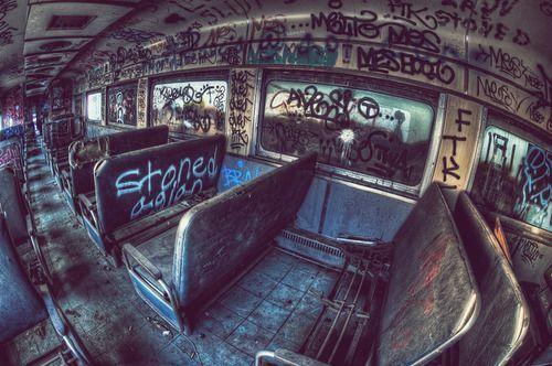 grafittiTags, Buses, Wall Art, Urban Artworks, Graffiti, Street Art, Places, Photography, Streetart