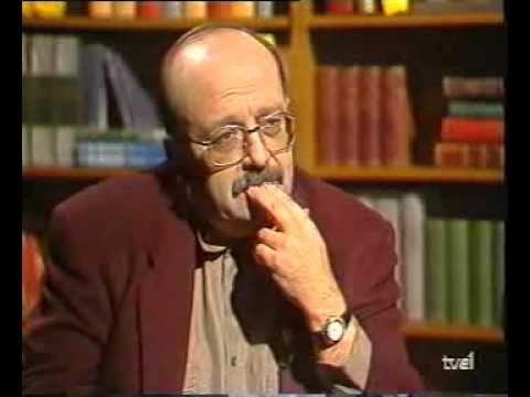 Raimon entrevista a Manuel Vázquez Montalbán.