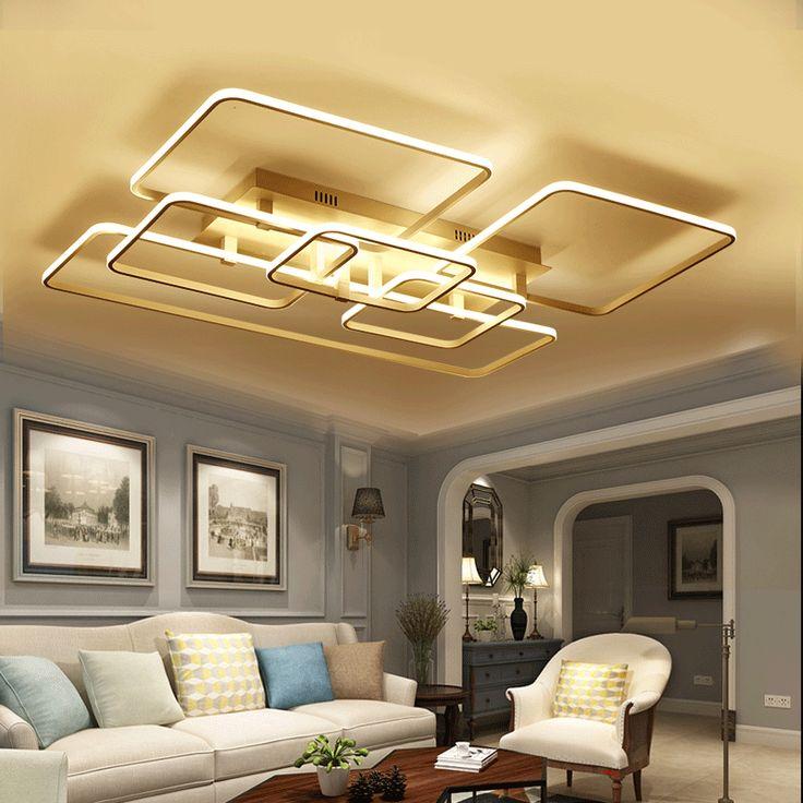 Best 20+ Led Ceiling Light Fixtures Ideas On Pinterest