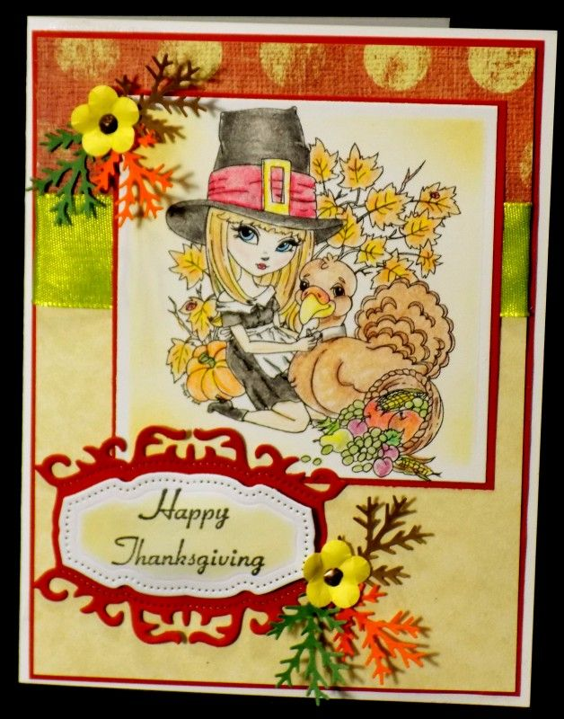 F4A370, MIX217 Thanksgiving Wishes
