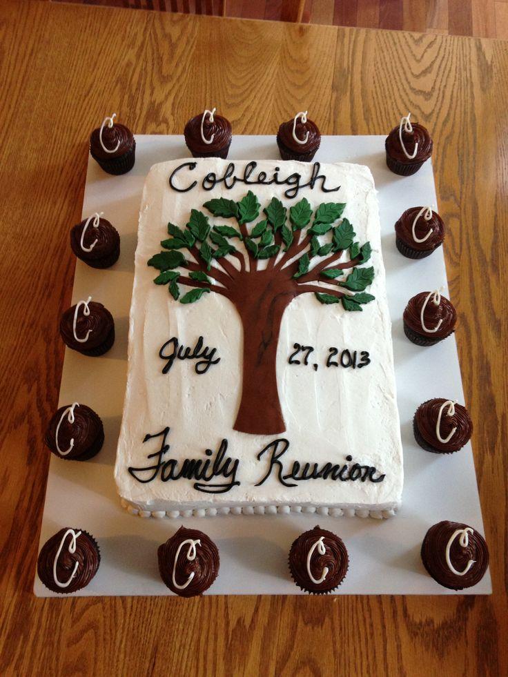 Cake Family Reunion