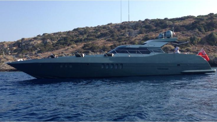 NOT GUILTY 2 yacht for sale   Boat International