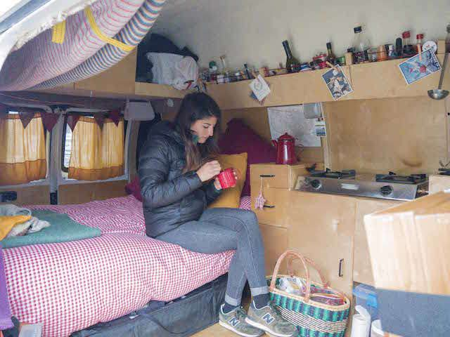 Foreign Natives campervan conversion on Roadtrippers.