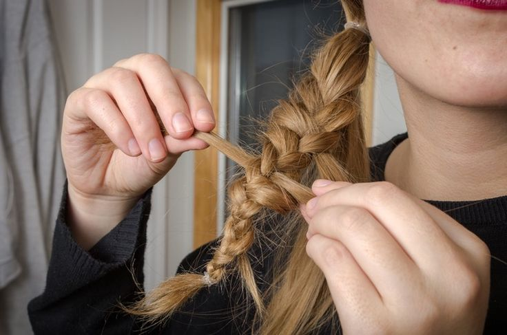 How To Make Braids Look Thicker With Just A Few Sneaky (And Easy) Extra Steps